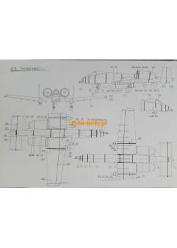 FLY MODEL (023) - A-10