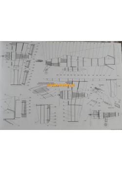 """FLY MODEL (002) - F7F """"Tigercat"""""""