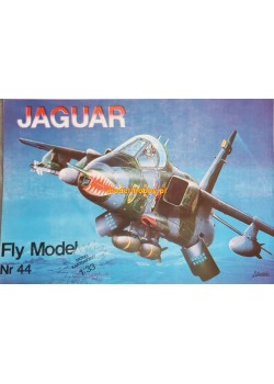 FLY MODEL (044) - Jaguar