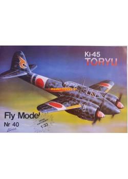 "FLY MODEL (040) - Ki-45 ""Toryu"""