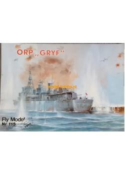 FLY MODEL (115) - ORP Gryf