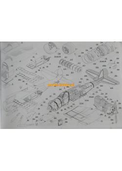 """FLY MODEL (027) - PZL P-23 """"Karaś"""""""