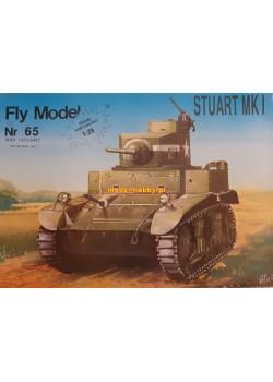 FLY MODEL (065) - Stuart Mk I