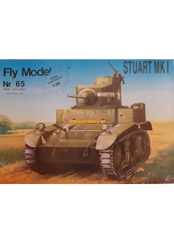 FLY MODEL (065) - Stuart Mk I
