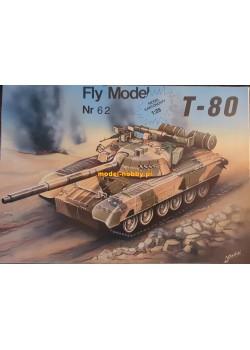 FLY MODEL (062) - T-80