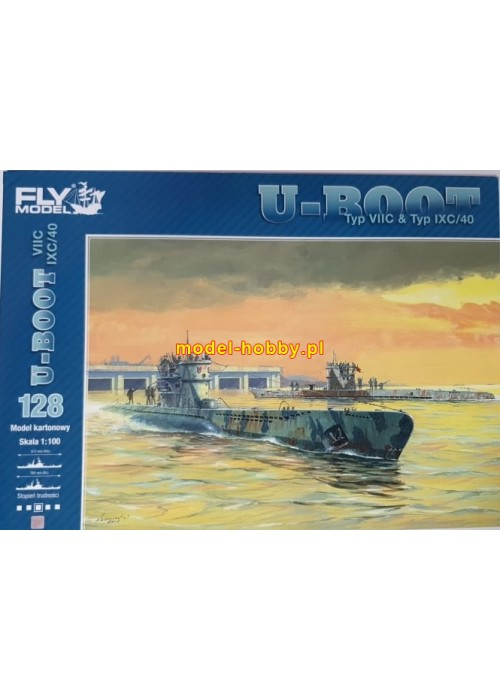DKM U-Boot VIIC/44 i IXC/40
