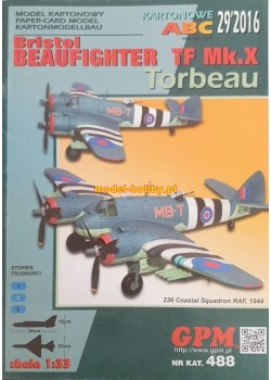"Bristol Beaufighte ""Torbeau"""