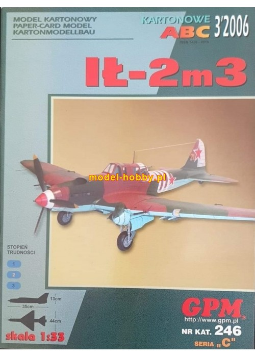 IŁ-2m3