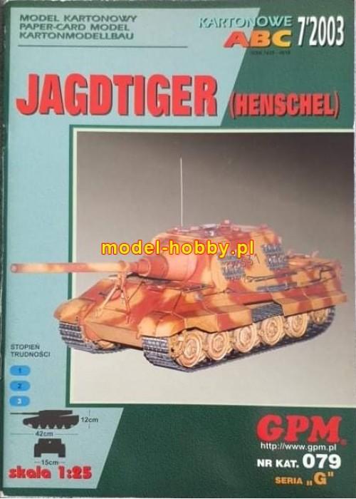 Sd.Kfz 186 Jagdtiger