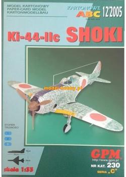 """Nakajima Ki-44 IIc """"Shoki"""""""