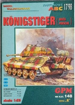 PzKpfw VI Ausf. B Tiger II - Königstiger (Porsche)