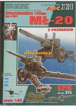 MŁ-20 wz.1937 - 152mm