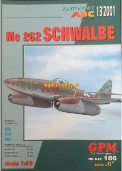 """Messerschmitt Me-262 """"Schwalbe"""""""