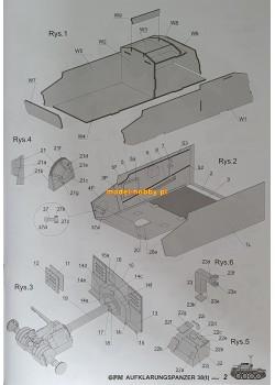 Sd.Kfz 140/1 Aufklarungspanzer 388(t)