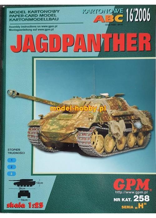 Sd.Kfz 173  Ausf. G Jagdpanther