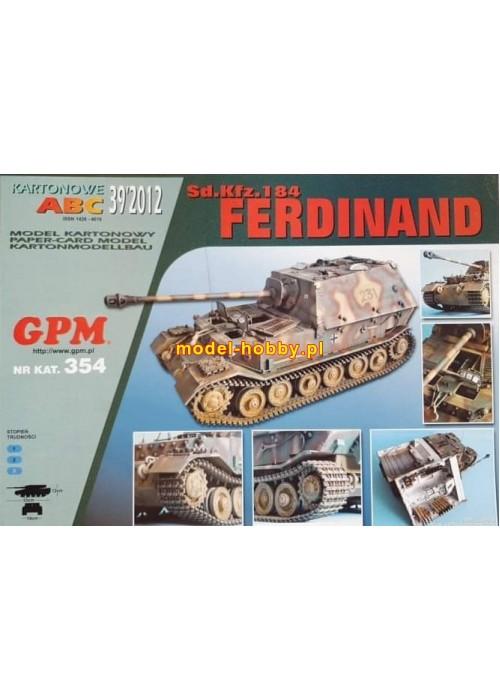 Sd.Kfz 184  Ferdinand