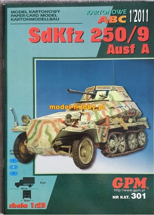 Sd.Kfz 250/9 Ausf. A