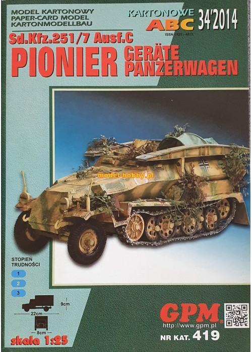 Sd.Kfz 251/7 Pioner