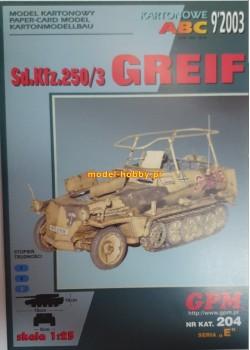 "SdKfz 250/3 ""GREIF"""