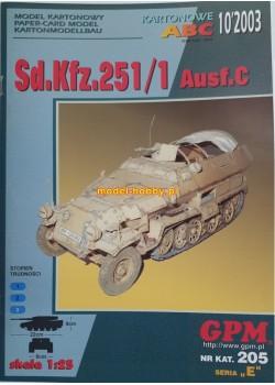SdKfz 251/1 Ausf. C
