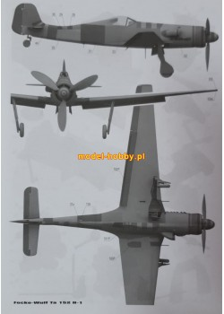 Focke Wulf  Ta-152 H1