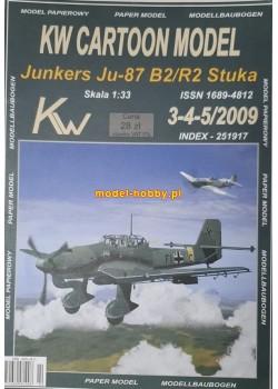 Junkers Ju-87 B2/R2 Stuka