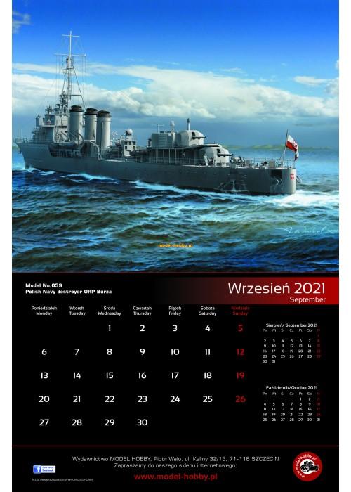Calendar 2021 (BLACK)