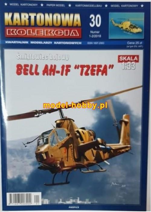 Bell AH-1F Tzefa