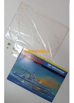 USS Indianapolis - set