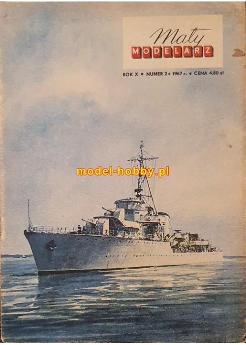 1967/2 - ORP Burza