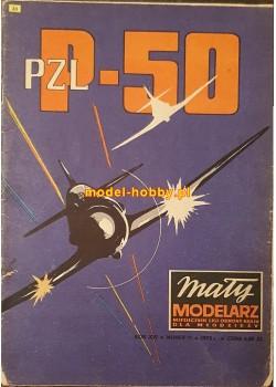 """1973/11 - PZL P-50 """"Jastrząb"""""""