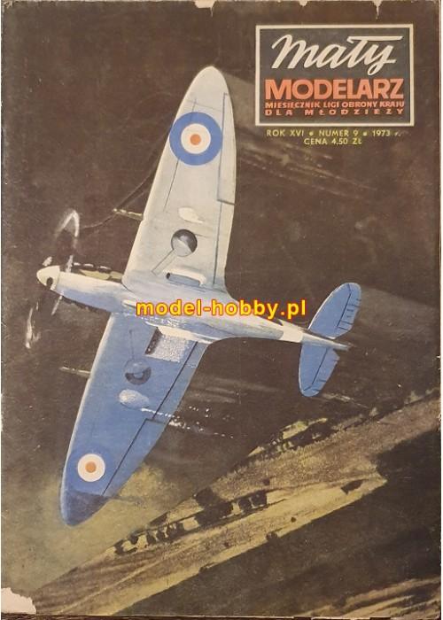 1973/9 - Spitfire Mk V-b