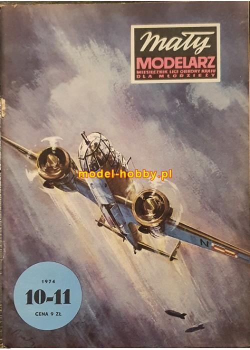 1974/10-11 - PZL P-37 Łoś
