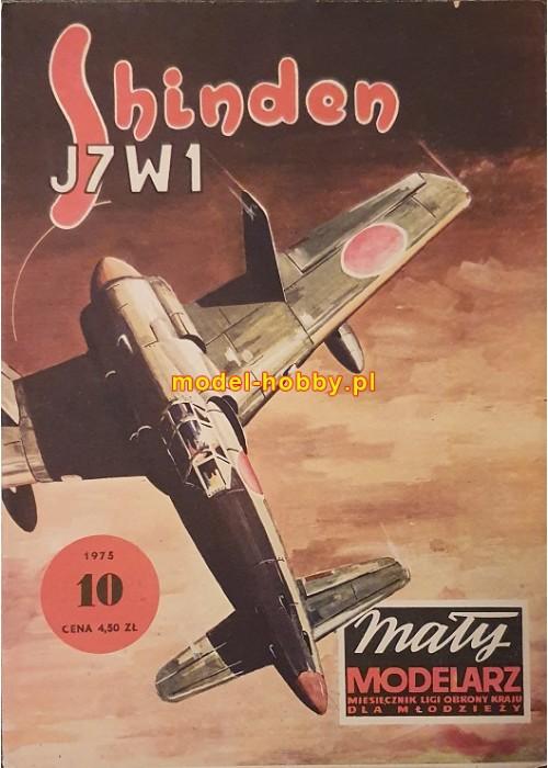 1975/10 - J7W1 Shinden