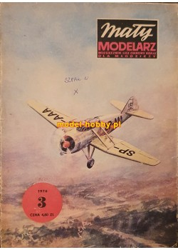 "1976/3 - LWD ""Szpak-2"""