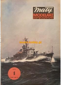 1977/1 - Ścigacz okrętów podwodnych