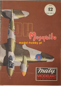 1977/12 - D.H. Mosquito
