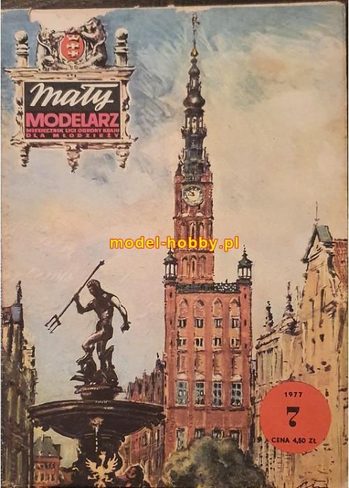 1977/7 - Ratusz główny w Gdańsku