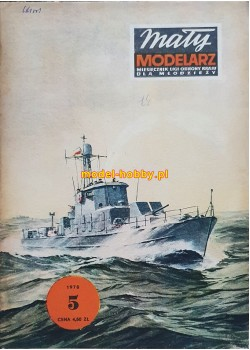 1978/5 - Okręt Patrolowy