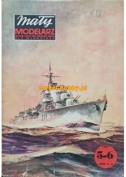 1981/5-6 - ORP Błyskawica