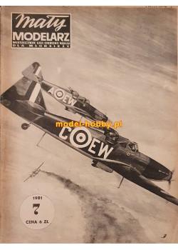 "1981/7 - Boulton Paul ""DEFIANT"""