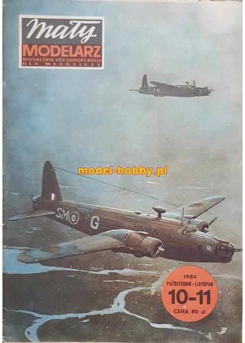 1984/10-11 - Wellington Mk III