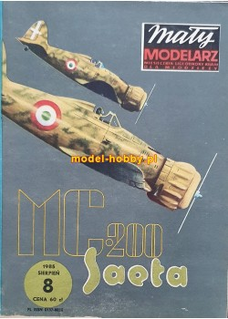 "1985/8 - MC-200 ""Saeta"""