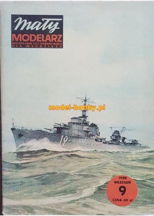1985/9 - Le Terrible