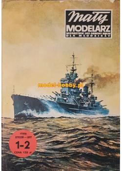 1986/1-2 - HMS King  George V
