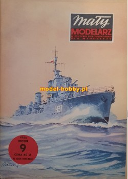 1986/9 - ORP Garland
