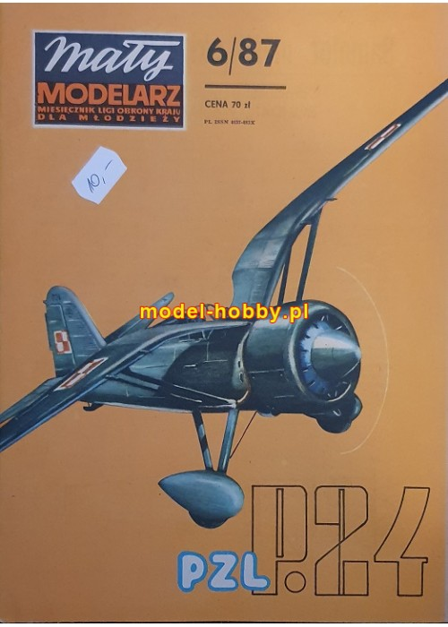 1987/6 - PZL P-24
