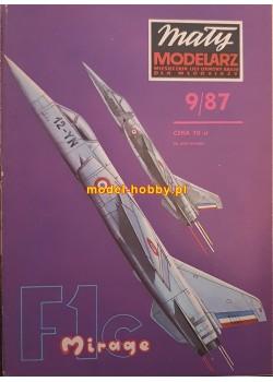 1987/9 - Mirage F1C