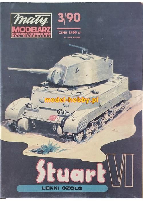 1990/3 - M5A1 Stuart VI