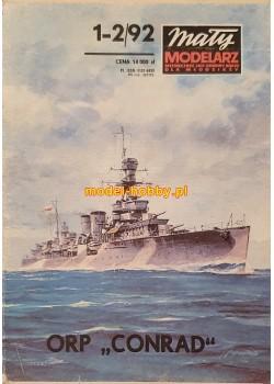 1992/1-2 - ORP Conrad